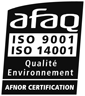 AFAQ - Iso 9001 - Iso 14001 - Qualité - Environnement - AFNOR Certification